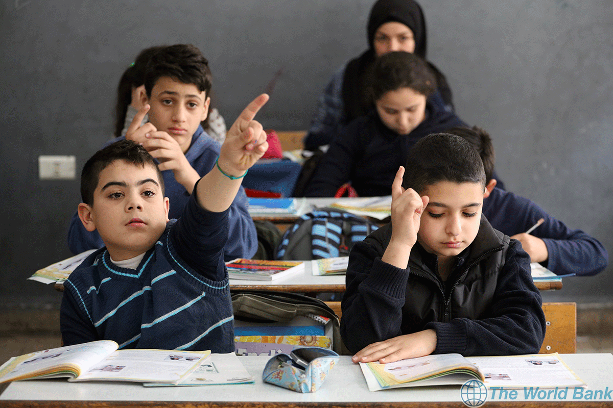 Students-at-the-Second-Bourj-Hammoud-Public-School