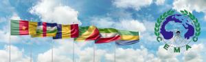 cemac flag logo